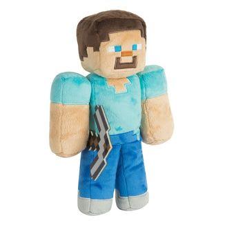 Peluche Steve Minecraft 30 cm
