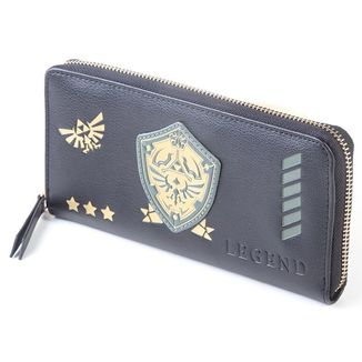 Shield Legend Wallet The Legend Of Zelda