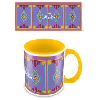 Aladdin Carpet Mug Disney