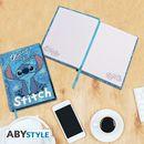 Libreta Premium Stitch Lilo & Stitch Disney A5