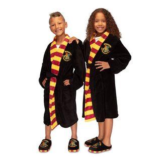 Bata Polar Niños Hogwarts Harry Potter
