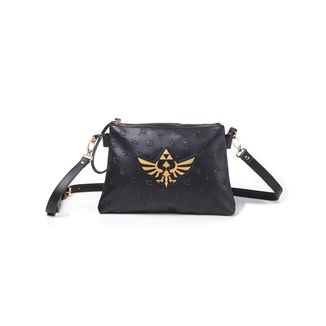 Bolso Bandolera Hyrule Logo The Legend Of Zelda