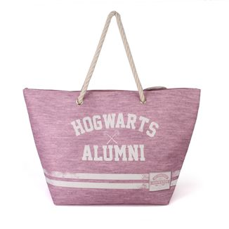 Hogwarts Alumni Harry Potter Beach Bag