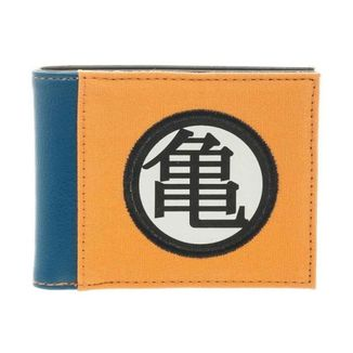 Cartera Bifold Kaio Kame Kanjis Dragon Ball Z