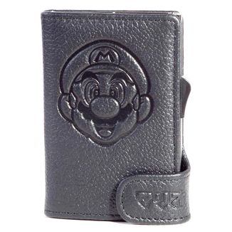 Super Mario Card and Wallet Nintendo
