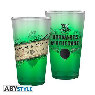 Polyjuice Potion Glass Harry Potter 400ml