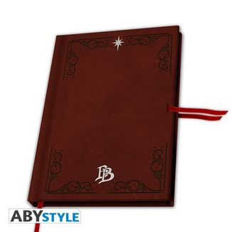 Bilbo Baggins Notebook A5  Premium The Hobbit
