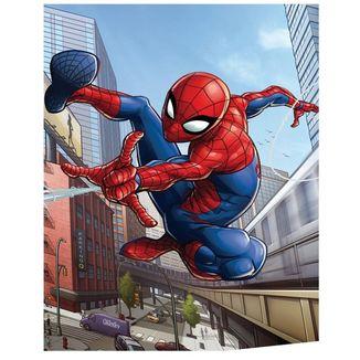 Manta Polar Spider Man Marvel Comics 70 x 140 cms