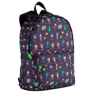 Minecraft Backpack Emojis 45 cm