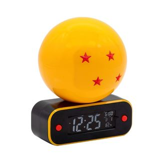 4 Star Dragon Ball Alarm Clock Dragon Ball