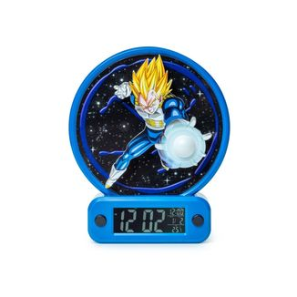 Reloj Despertador Vegeta SSJ Dragon Ball Z