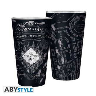 Vaso Grande Marauder's Map Harry Potter