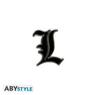 Death Note L Pin