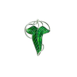 Pin Lorien Leaf The Lord Of The Rings