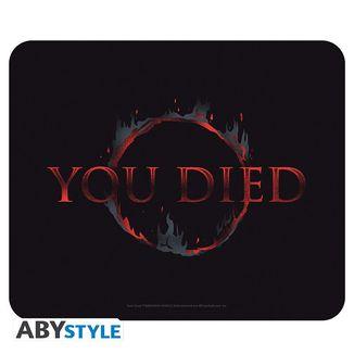 Alfombrilla You Died Dark Souls