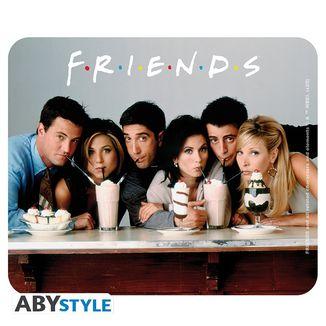 Alfombrilla Friends batido en grupo Friends
