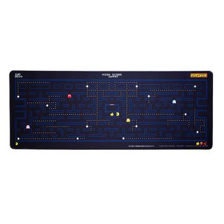 Alfombrilla Escritorio Pac Man 30 x 69 cms