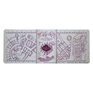 Alfombrilla Escritorio Mapa Merodeador Harry Potter 30 x 69 cms