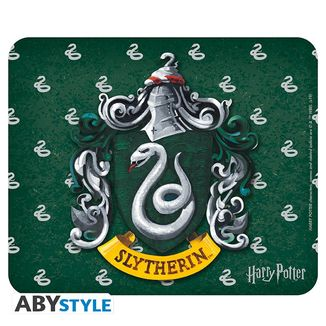 Slytherin Mouse Pad Harry Potter