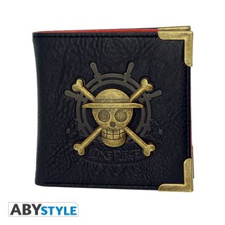 Luffy Skull Wallet Premium One Piece