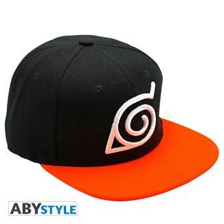 Gorra simbolo Konoha Naruto Shippuden