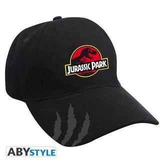 Logotipo Jurassic Park Black Cap