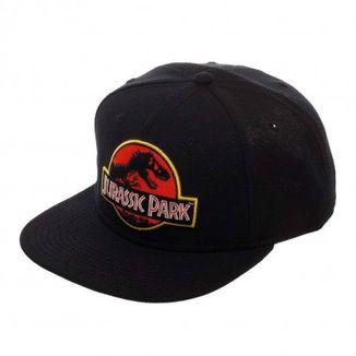 Gorra Snapback Jurassic Park Logo