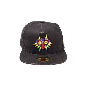Majora's Mask Snapback Cap The Legend Of Zelda