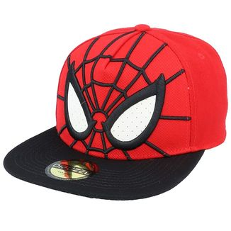 Spider-Man 3D Snapback Cap Marvel Comics