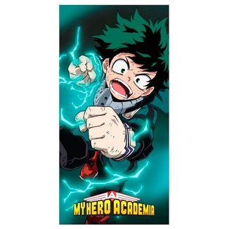 Toalla Deku My Hero Academia 140 x 70 cms