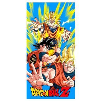 Toalla Goku Dragon Ball Z140 x 70 cms