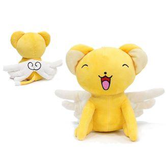 Kero Smiling Plush Doll Cardcaptor Sakura 25cms