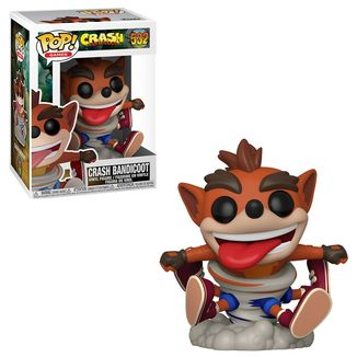 Funko Crash Bandicoot Tornado Crash Bandicoot POP!