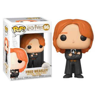 Funko Fred Weasley Yule Harry Potter POP!