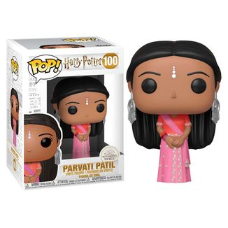 Parvati Patil Yule Funko Harry Potter POP!
