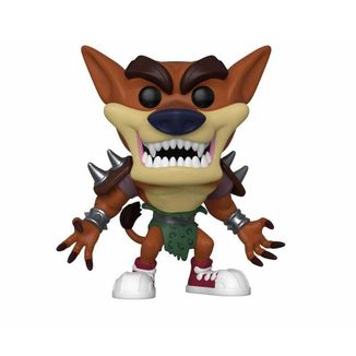 Tiny Tiger Funko Crash Bandicoot POP!