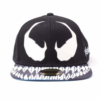 Gorra Venom Face Marvel Comics