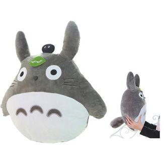 Cojin Peluche Totoro (Negro)