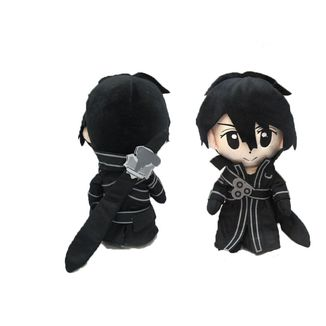Kirito Plush Doll Sword Art Online 30cms