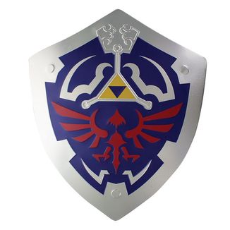 Replica Escudo Hyliano The Legend of Zelda