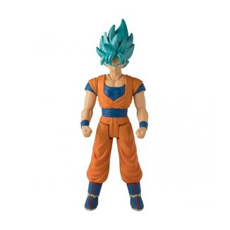 Figura Son Goku SSGSS Limit Breaker Dragon Ball Super