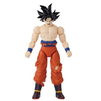 Figura Goku Instinct Dragon Stars Series Dragon Ball Super