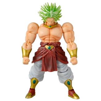 Broly SSJ Dragon Ball Z Figure Dragon Stars Series