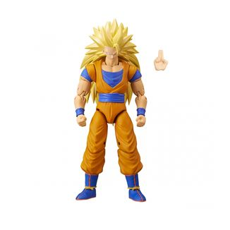 Son Goku SSJ3 Figure Dragon Ball Z Dragon Stars Series