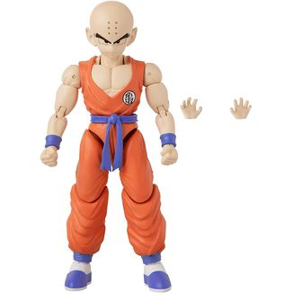 Krillin Figure Dragon Stars Series Dragon Ball Z