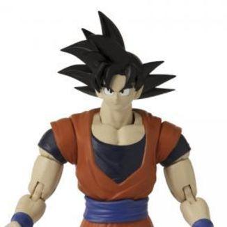 Figura Son Goku Base V2 Dragon Stars Series Dragon Ball Z