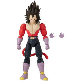 Vegeta SSJ4 Dragon Stars Series Figure Dragon Ball