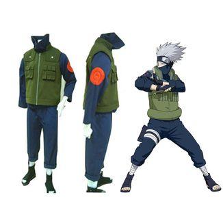 Cosplay Kakashi Hatake Naruto