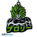 Llavero Broly ABYstyle Dragon Ball Super