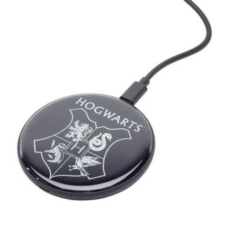 Hogwarts Shield Wireless Charging Base Harry Potter
